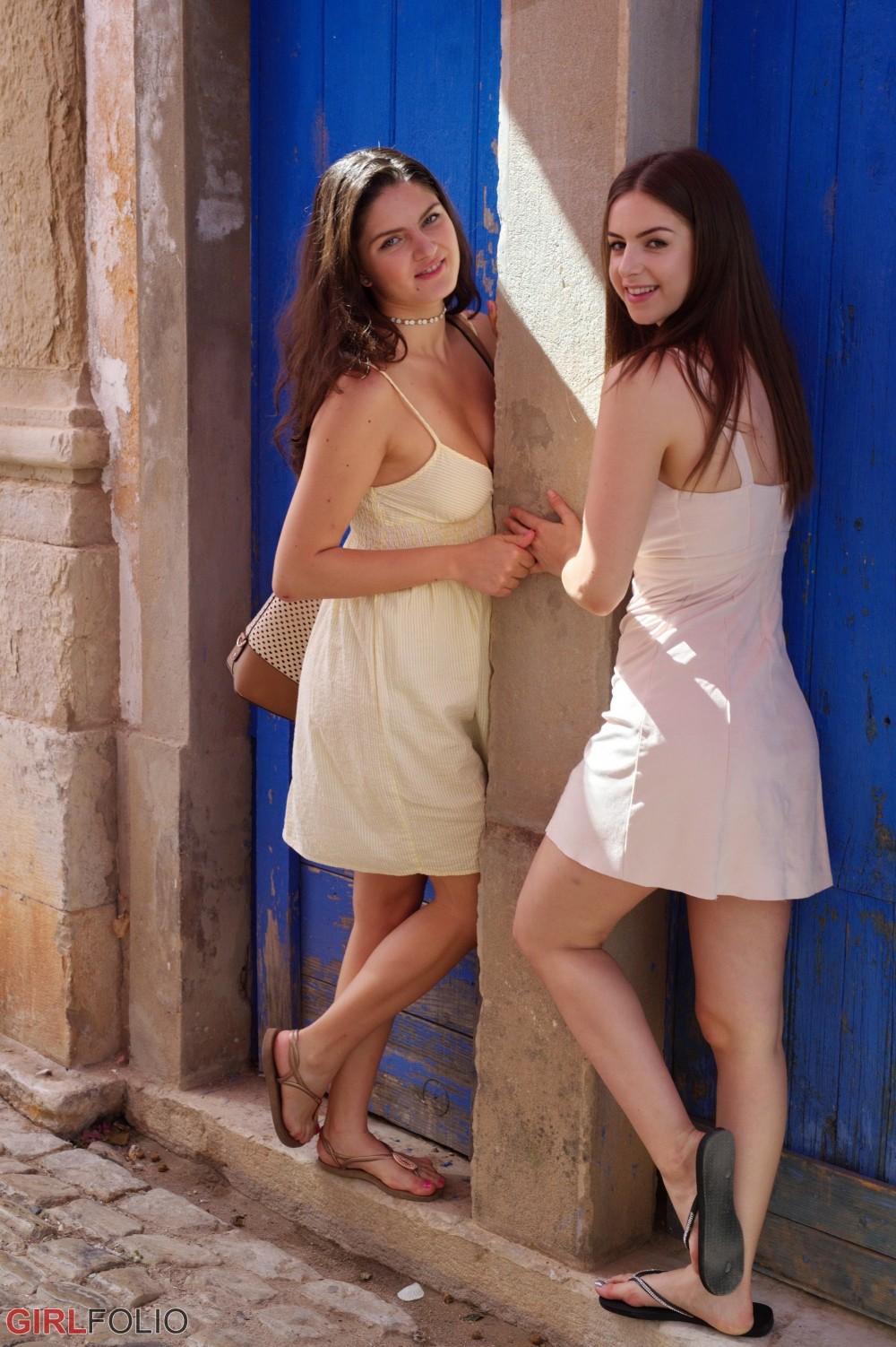galleries girlfolio assets affiliates gallery stella cox and francesca bts medium stella cox and francesca bts 0007